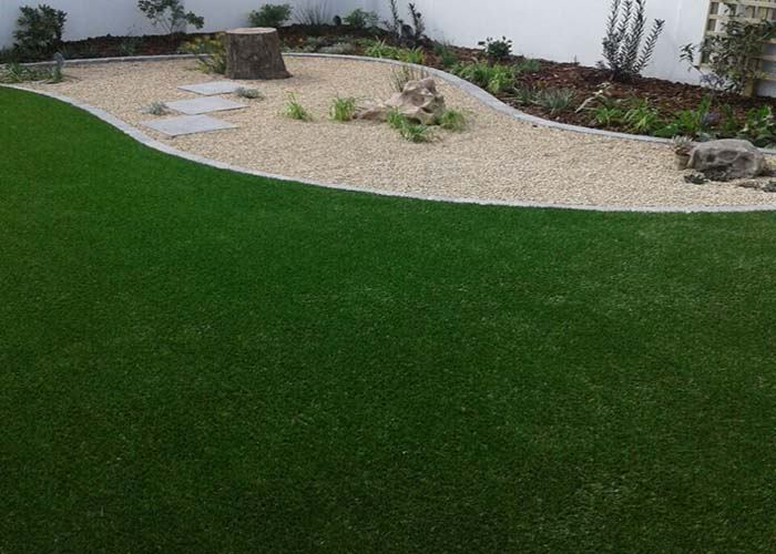Curved Astro Turf
