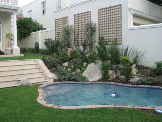 Pool Feature Trellis