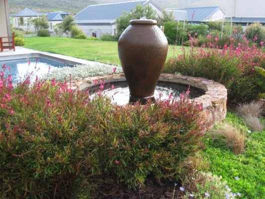 Pot Water Feature